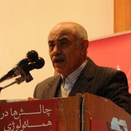 Prof.  Khodamorad Zandian